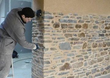 travail de la pierre